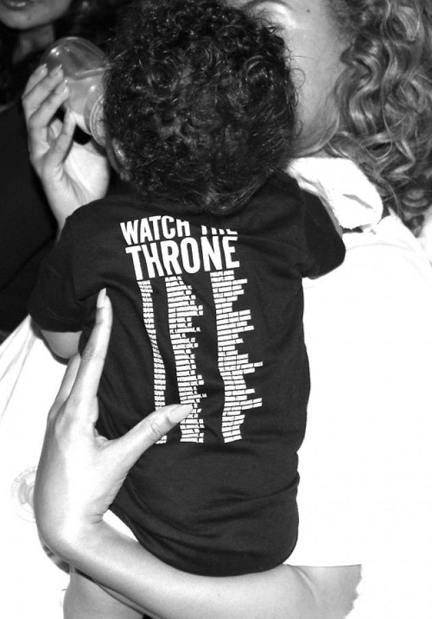 Watch The Throne Onesie