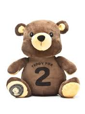 In honor of President's Day: Teddy for 2 bear
