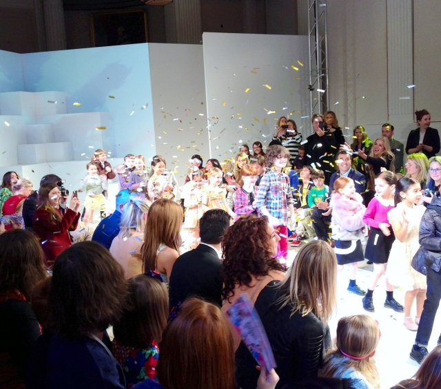 It's Global Kids Fashion week 2013!
