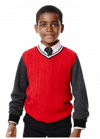 Wesley Cable Sweater